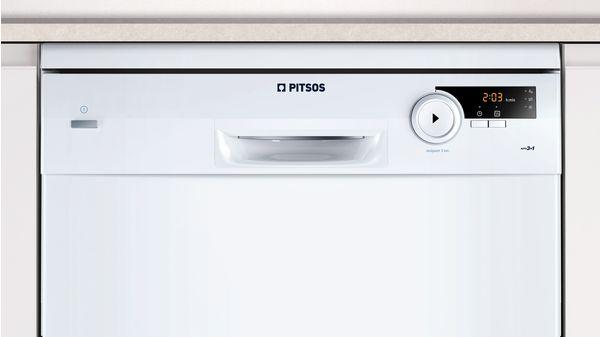 Ελεύθερο πλυντήριο πιάτων 60 cm Λευκό DGS5532 DGS5532-3