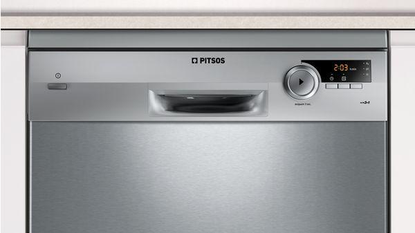 Ελεύθερο πλυντήριο πιάτων 60 cm Inox DGS5538 DGS5538-3