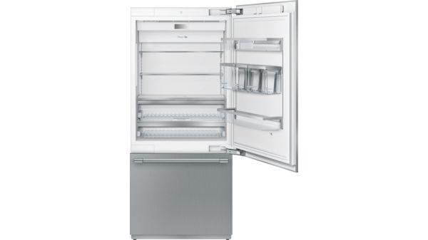 R frig rateur encastrable de 36 po deux portes avec cong lateur inf rieur t36ib900sp - Refrigerateur deux portes ...