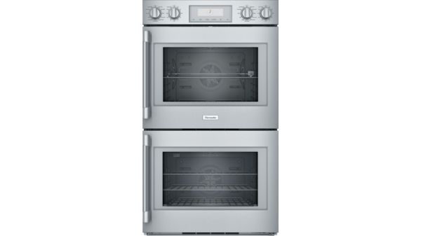 30 Inch Professional Double Wall Oven With Right Side