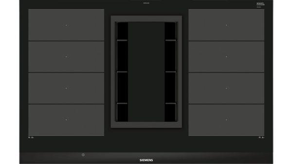 inductionAir System: piano ad induzione con ventilazione integrata ...