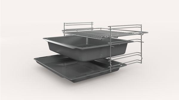 Ελεύθερη κουζίνα με ηλεκτρικές εστίες Ανοξείδωτο PHN039150 PHN039150-5