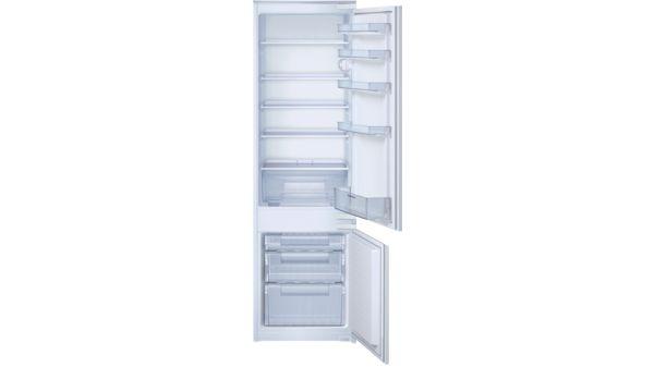 Kühlschrank Kombination : Integrierbare kühl gefrier kombination ck constructa