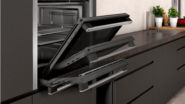 N 50 Built-in oven Stainless steel B6ACH7HN0B B6ACH7HN0B-5