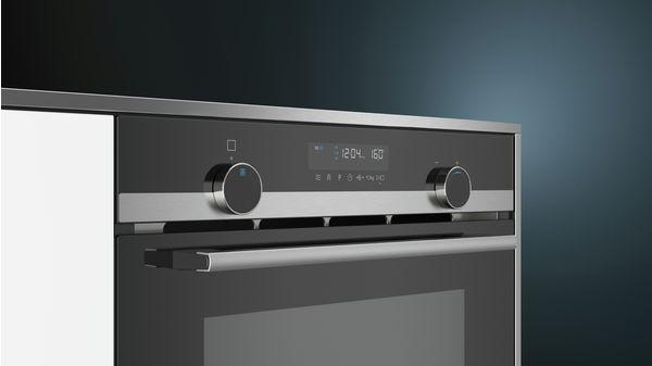 Einbau Mikrowelle Mit Dampfgarfunktion Iq500 Cp565ags0 Siemens