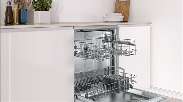 Ελεύθερο πλυντήριο πιάτων 60 cm Inox DGS5538 DGS5538-2