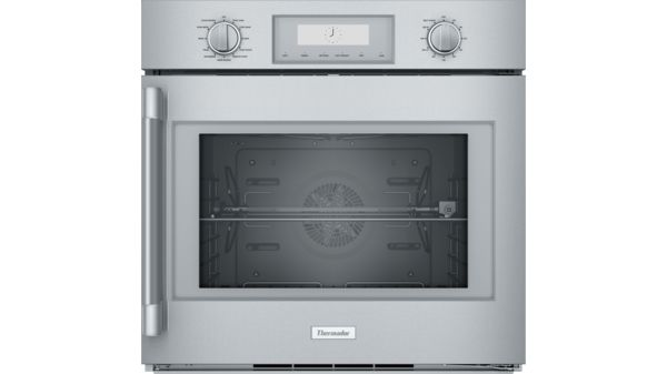 30 Inch Professional Single Wall Oven With Right Side
