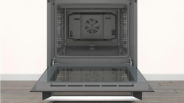 Ελεύθερη κουζίνα με ηλεκτρικές εστίες Ανοξείδωτο PHN039150 PHN039150-3