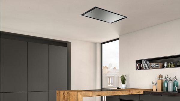 N 50 Ceiling cooker hood 90 cm Stainless steel I95CAQ6N0B I95CAQ6N0B-4