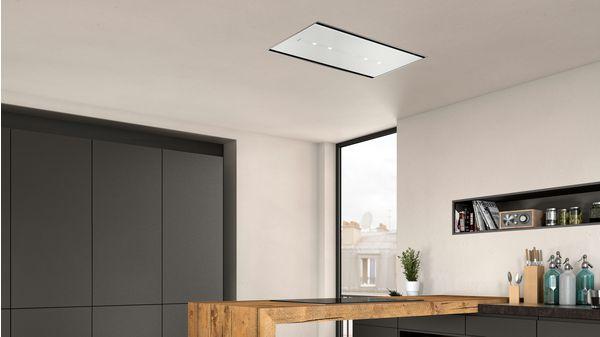 N 70 Ceiling cooker hood 90 cm White I95CBS8W0B I95CBS8W0B-5