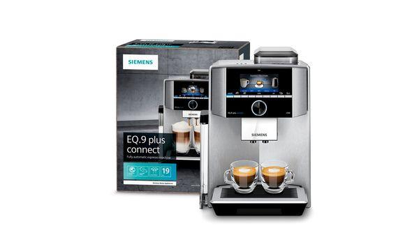 Siemens eq 9 s500 plus connect