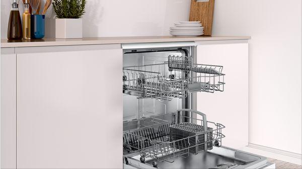 Ελεύθερο πλυντήριο πιάτων 60 cm Λευκό DGS5532 DGS5532-2