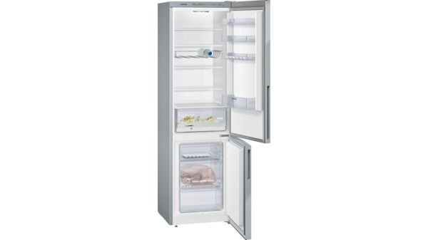 Siemens Kühlschrank Kühlt Nicht : Kühl gefrier kombination türen edelstahl look seitenwände