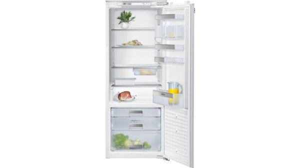 Super Integrert kjøleskap, vitaFresh, nisjehøyde 140 cm Helintegrert RZ-85