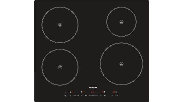 SIEMENS - EH601TE11E - Piano cottura ad induzione 60 cm ...