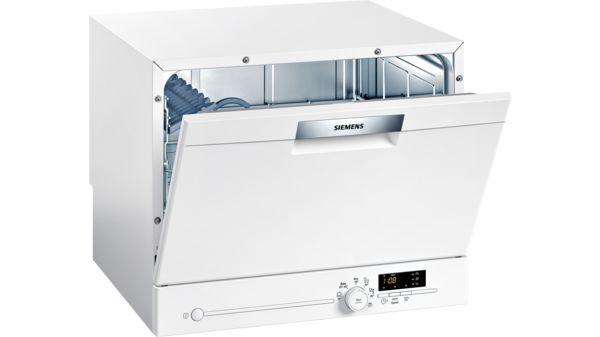 Speedmatic Compact Geschirrspuler Auftischgerat Weiss Iq300