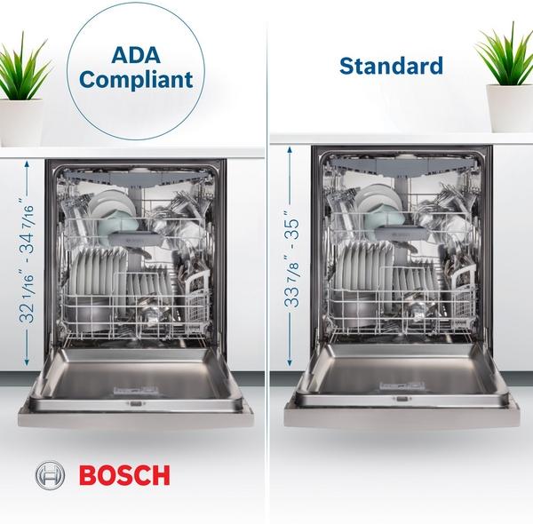 Bosch SGV68U53UC, Dishwasher