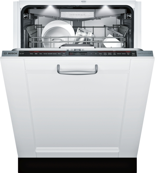 Bosch SHV89PW73N, Dishwasher