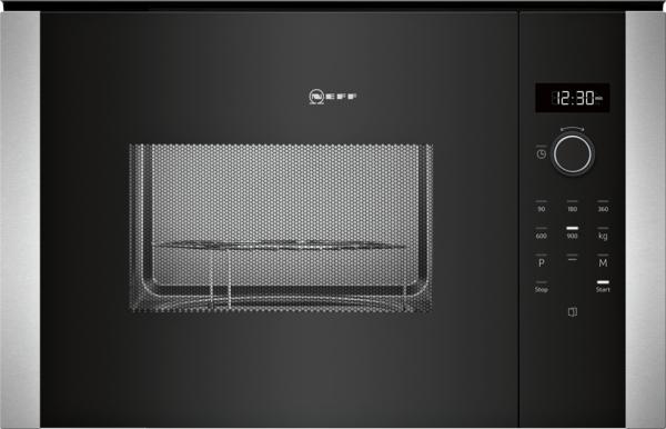 Microgolfoven voor kolomkast (60cm) 900W, grill 1200W, 8 auto programma's, 25L