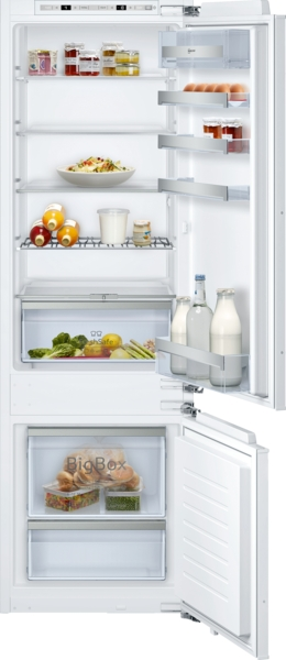 Integreerbare Bottom-Freezer